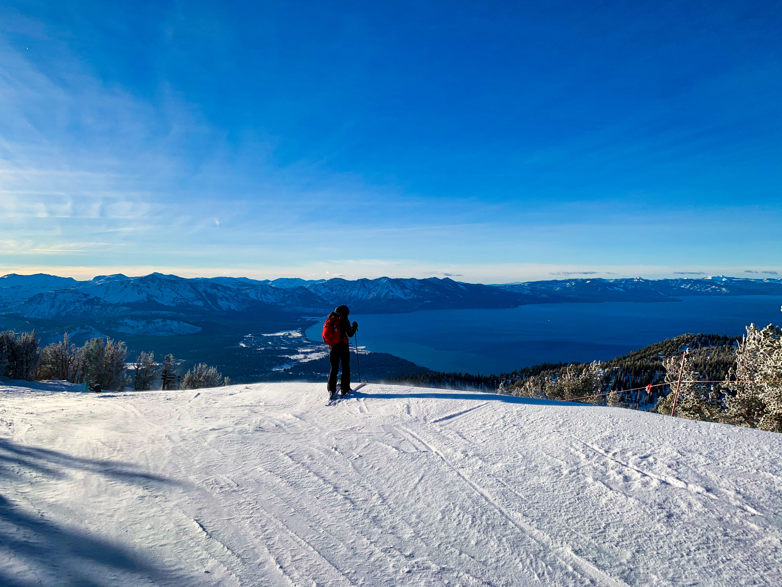 Snow Days at Tahoe