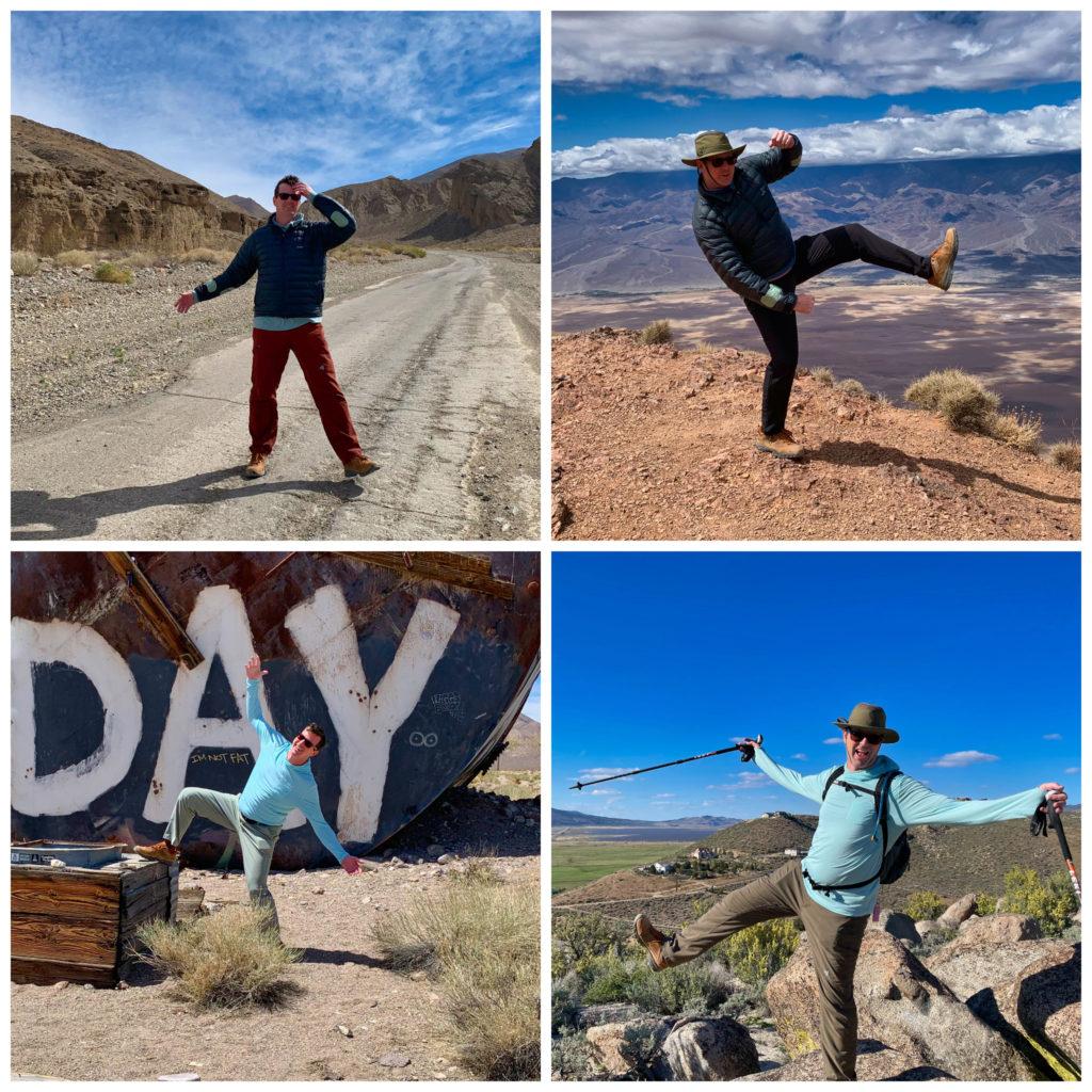 Death Valley April 2021