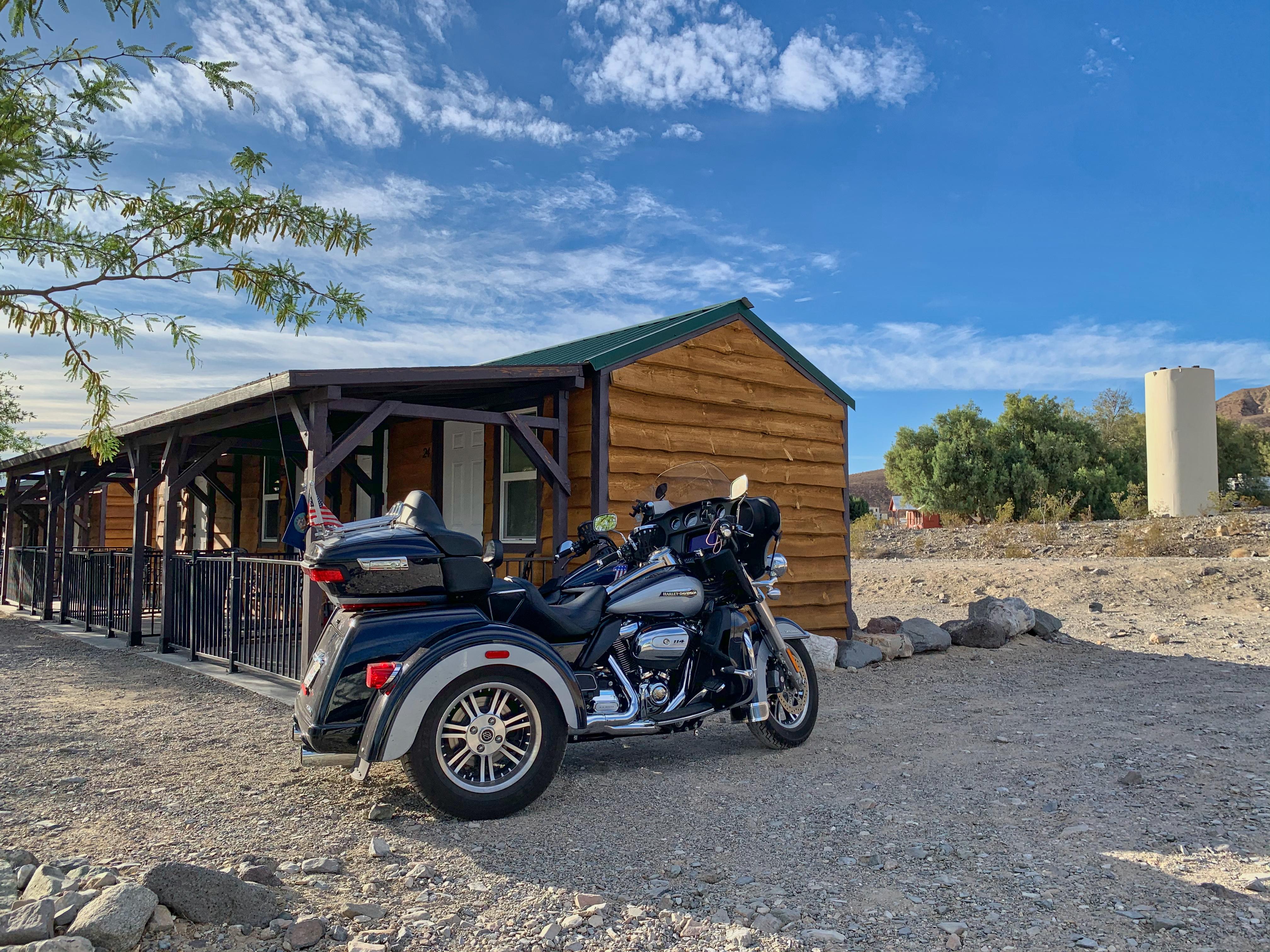 Panamint Springs Resort Cabins